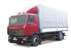 грузовик на заказ