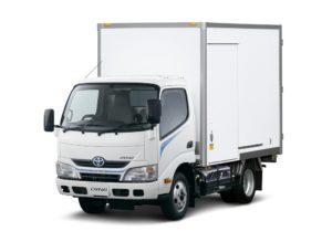 грузовые автомобили красноярск